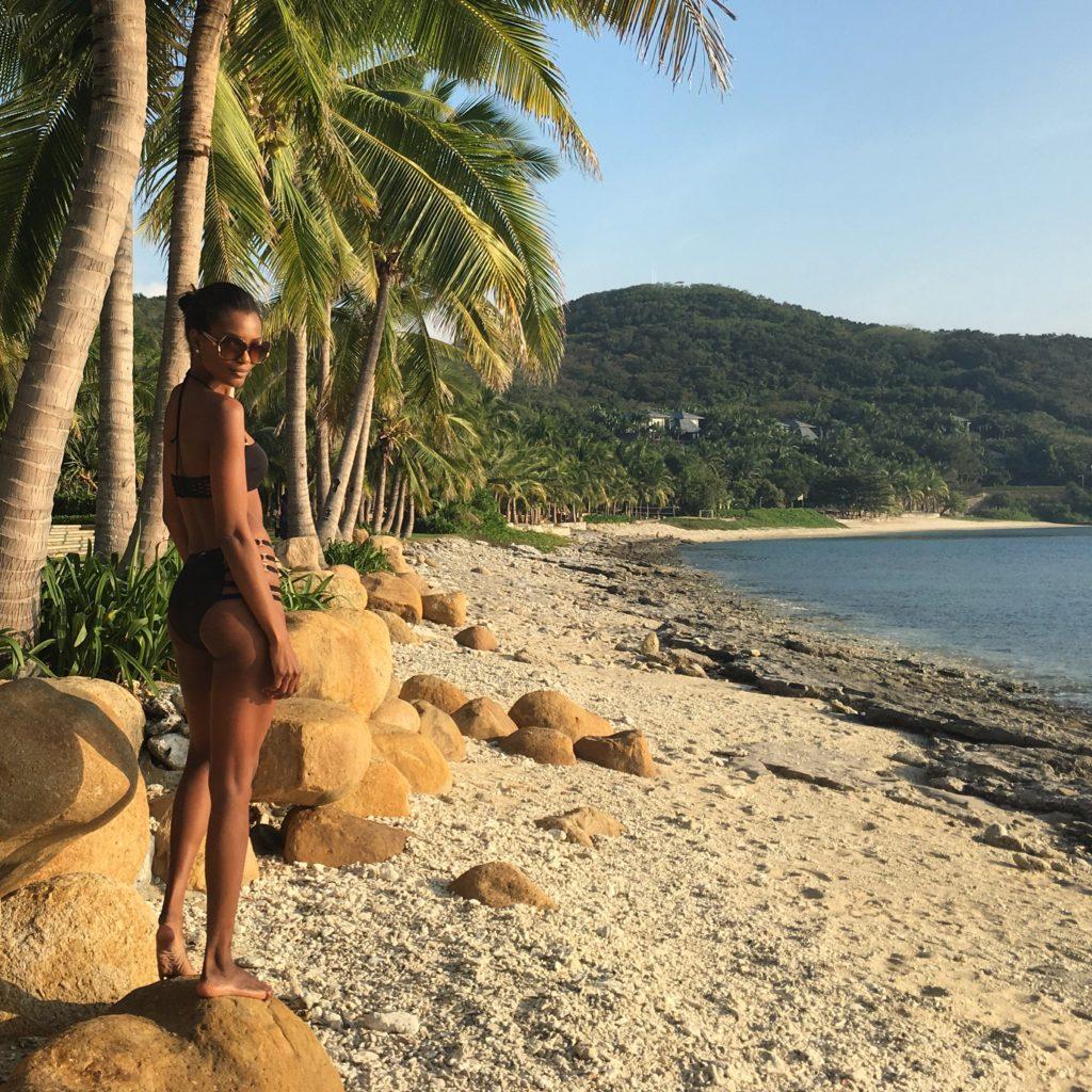 Mandarin Oriental Sanya beach front